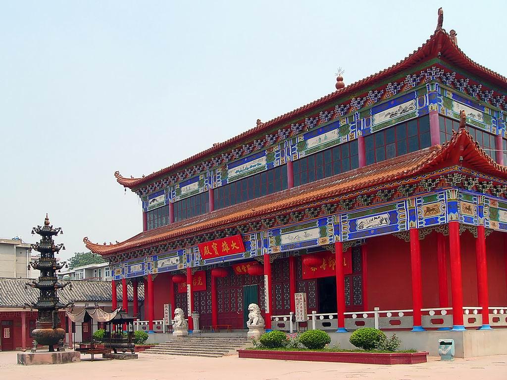 中国各大寺庙对联 - 俊逸 - 俊逸的博客